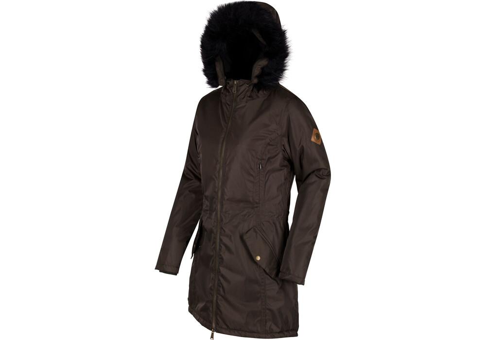 Regatta Lucetta Jacket Women Dark Khaki
